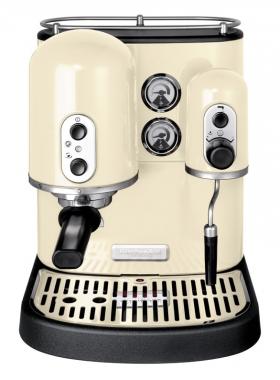Кофемашина Kitchenaid кремовый