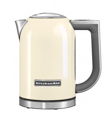 Чайник электрический Kitchenaid кремовый