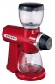 Кофемолка жерновая Kitchenaid красный- фото 3