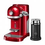 капсульная Nespresso +  Aeroccino 3 карамельное яблоко 5KES0504ECA