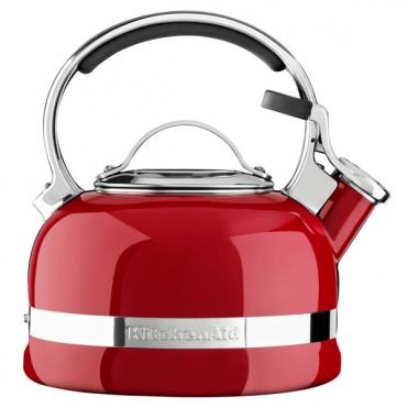 Чайник наплитный Kitchenaid красный