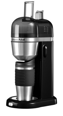 Кофемашина Kitchenaid черный