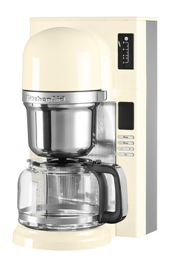 Кофемашина Kitchenaid кремовый