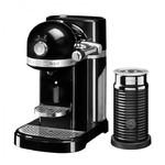 капсульная Nespresso +  Aeroccino 3 черный 5KES0504EOB