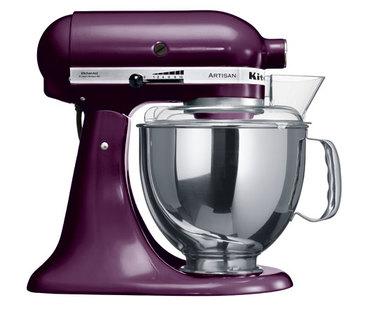 Миксер планетарный Kitchenaid фиолетовый