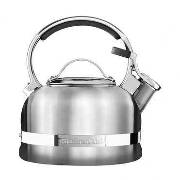 Чайник наплитный Kitchenaid стальной